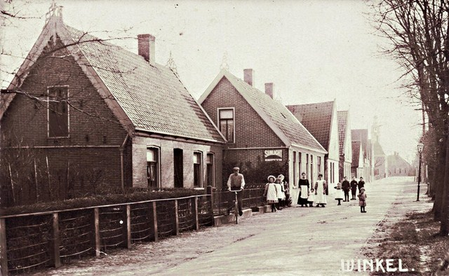 234 Bosstraat 20 links. 1918 640x480