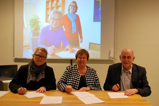 Tekenen wethouders 2 BorderMaker